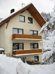 Gästehaus Gerda im Winter