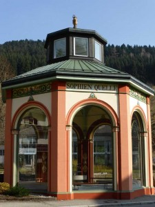 Brunnentempel Bad Peterstal, Gästehaus Gerda